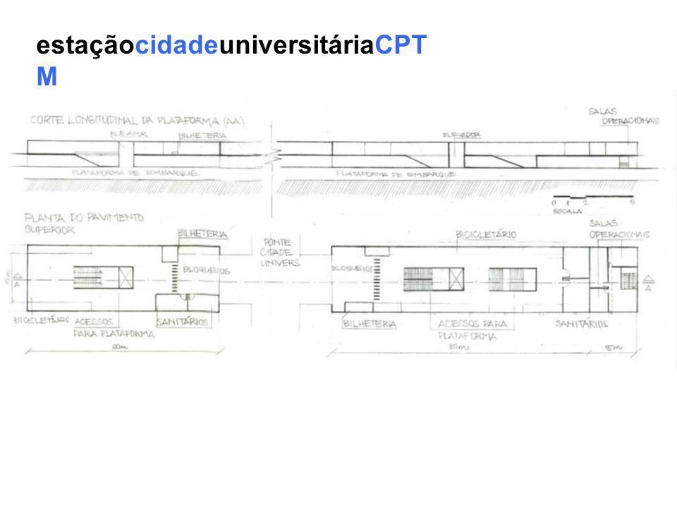estaçãocidadeuniversitáriaCPTM