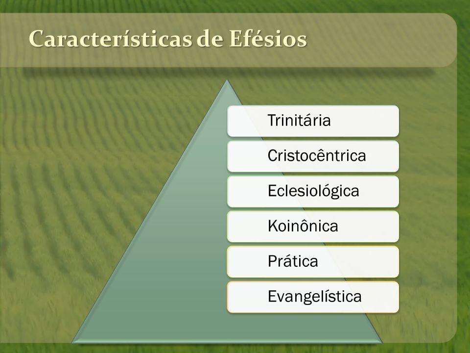 Características de Efésios