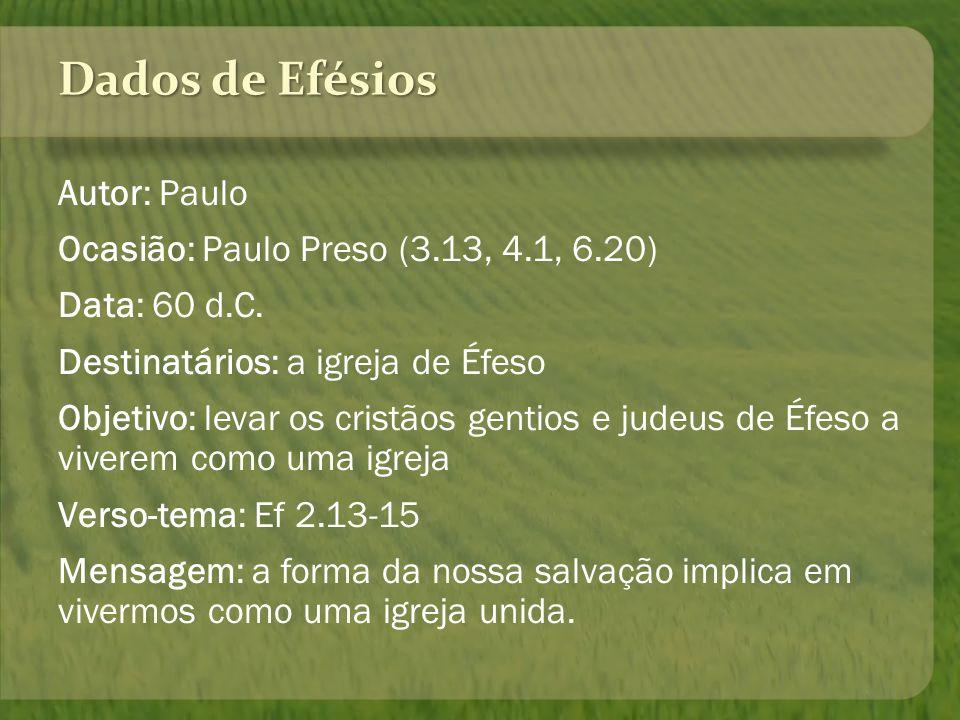 Dados de Efésios