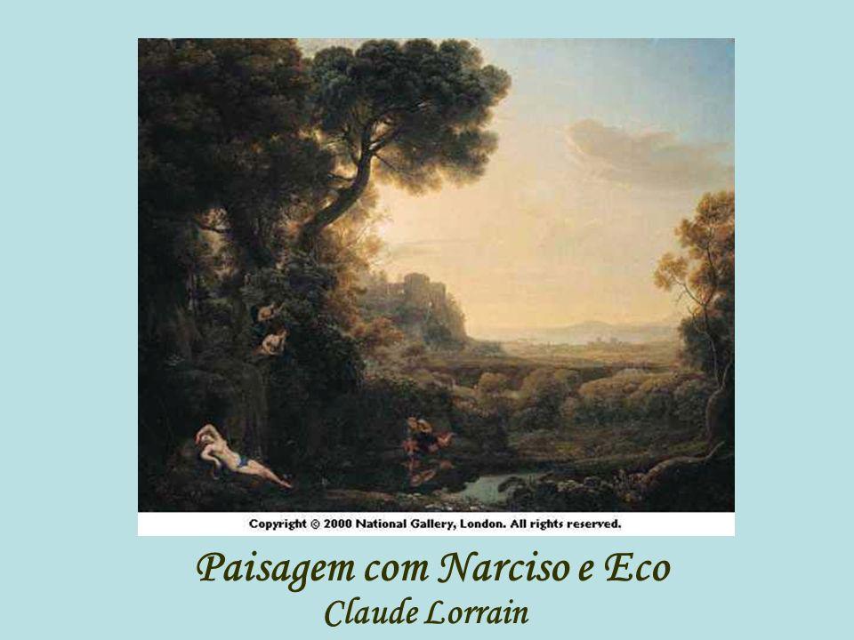 Paisagem com Narciso e Eco
