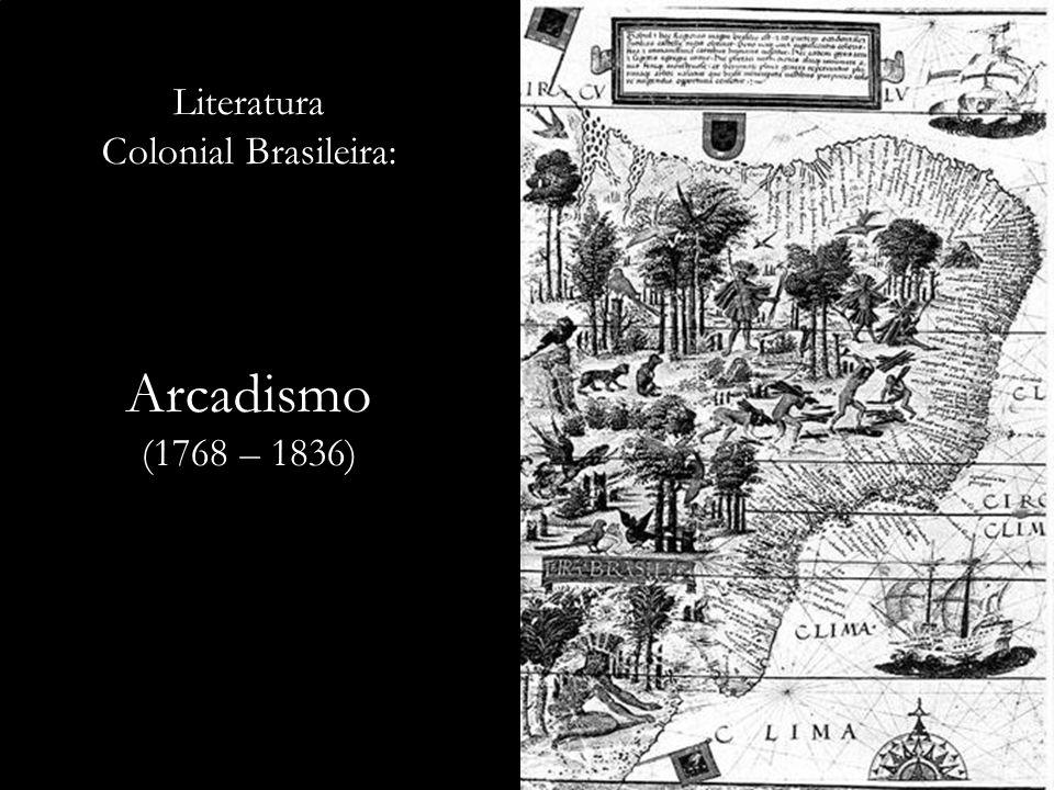 Literatura Colonial Brasileira: