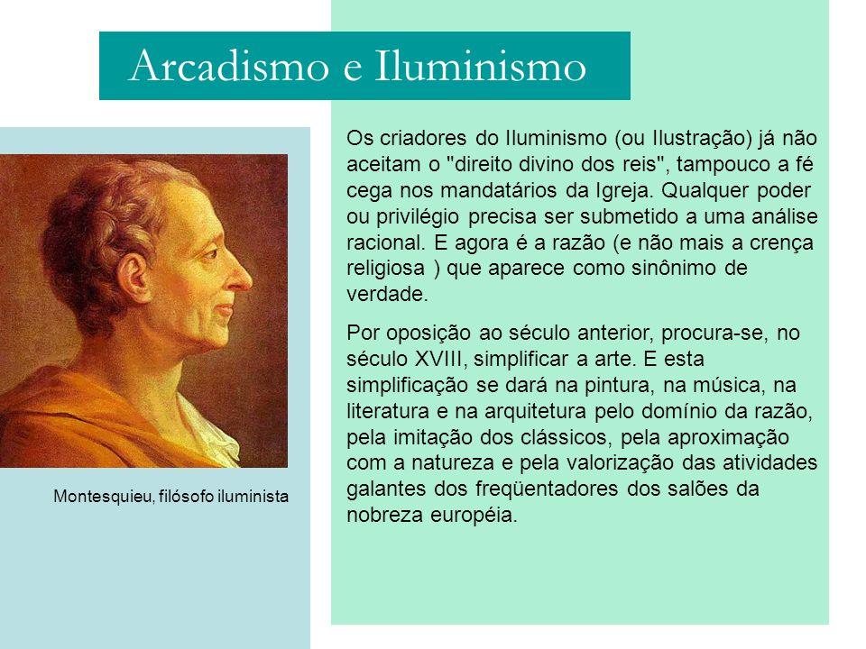 Arcadismo e Iluminismo