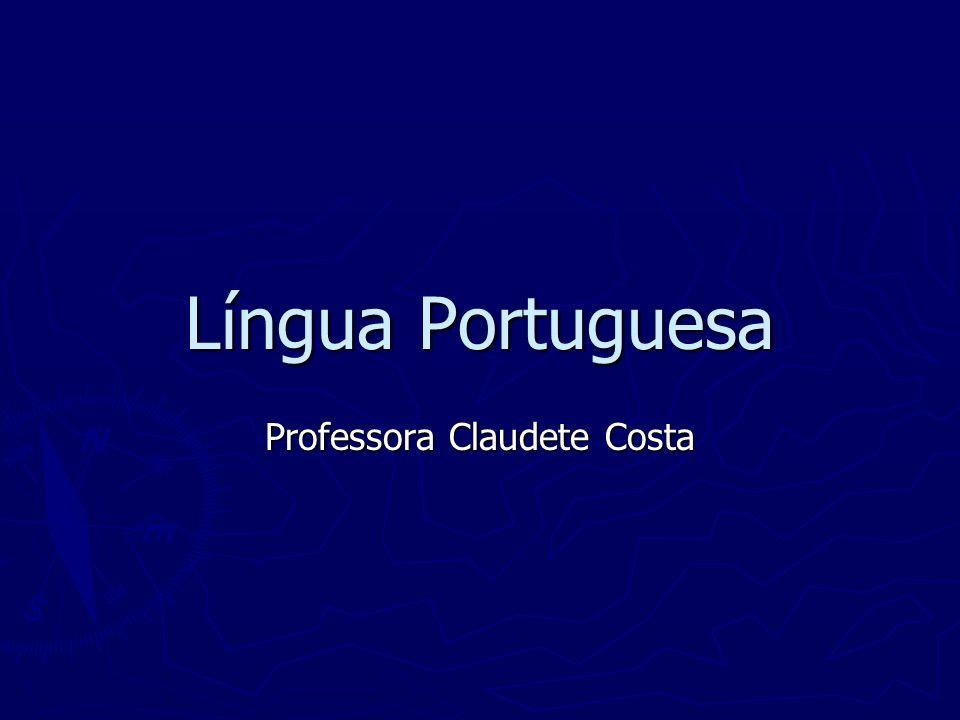 Professora Claudete Costa