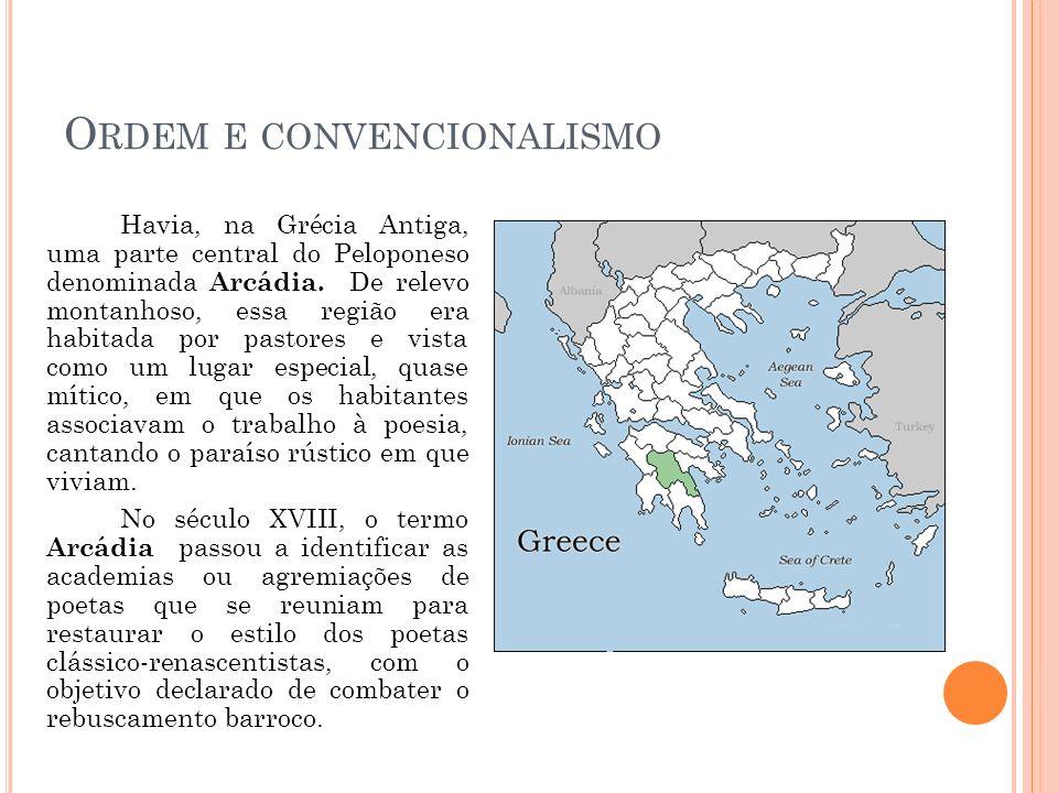 Ordem e convencionalismo