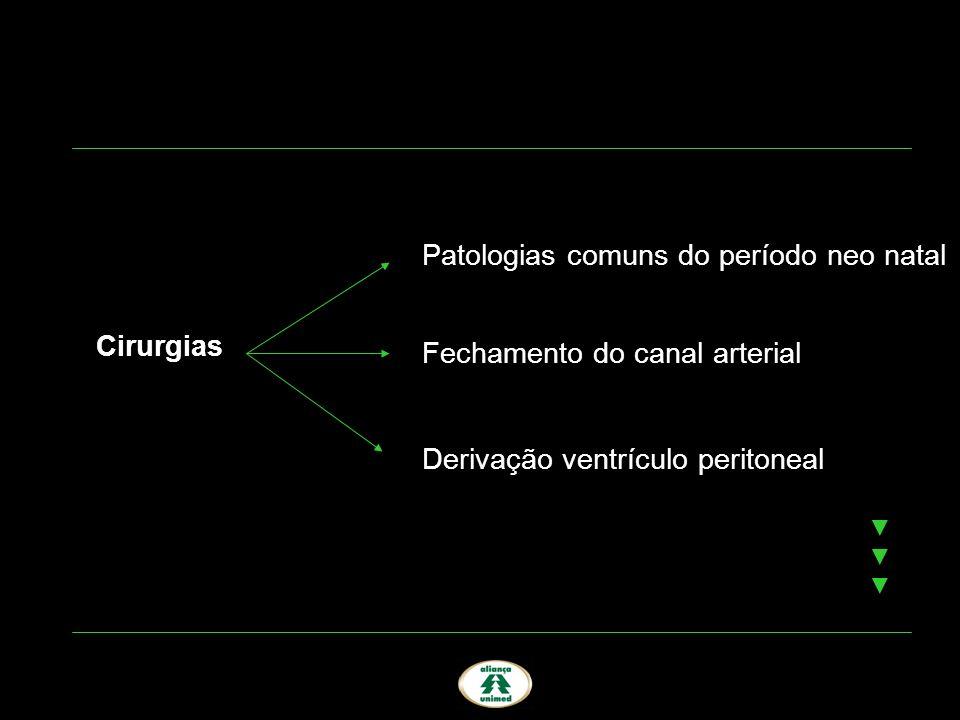 Patologias comuns do período neo natal