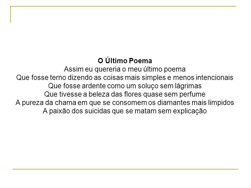 O Último Poema