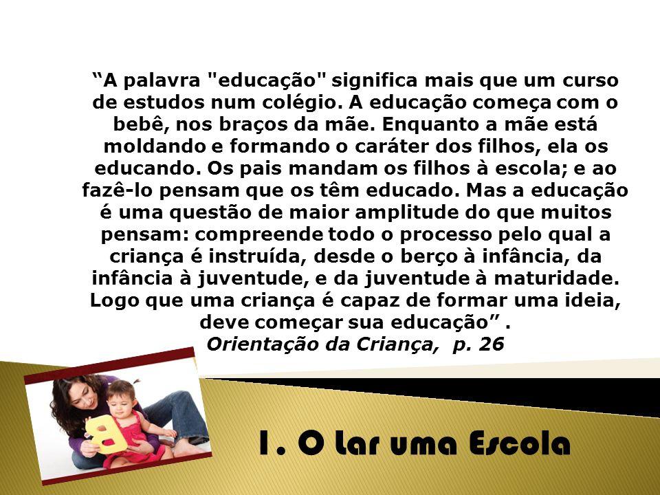 Orientação da Criança, p. 26