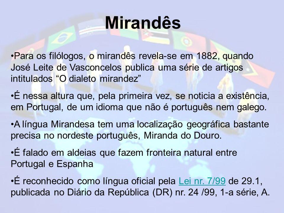 Mirandês