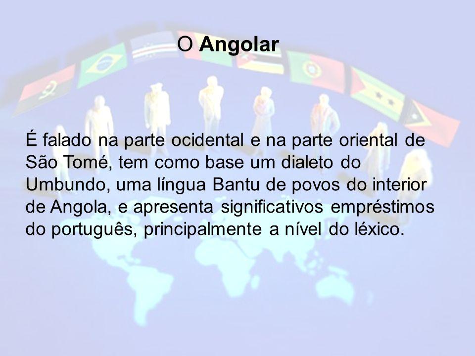 O Angolar