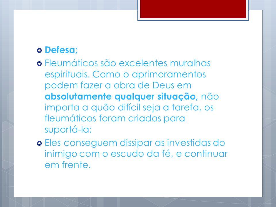 Defesa;