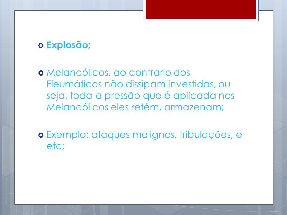 Explosão;
