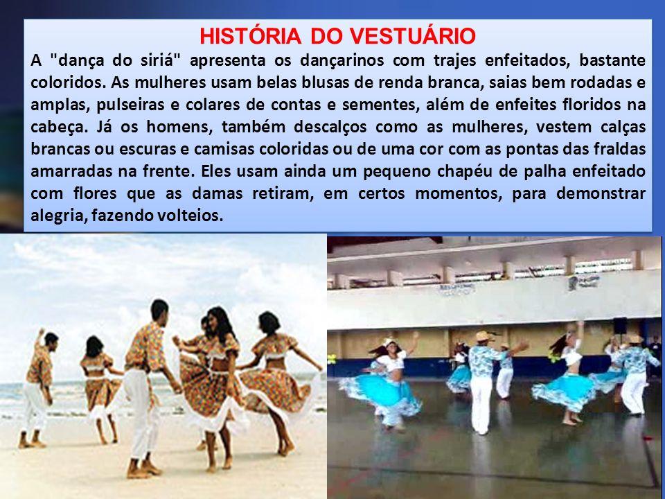 HISTÓRIA DO VESTUÁRIO
