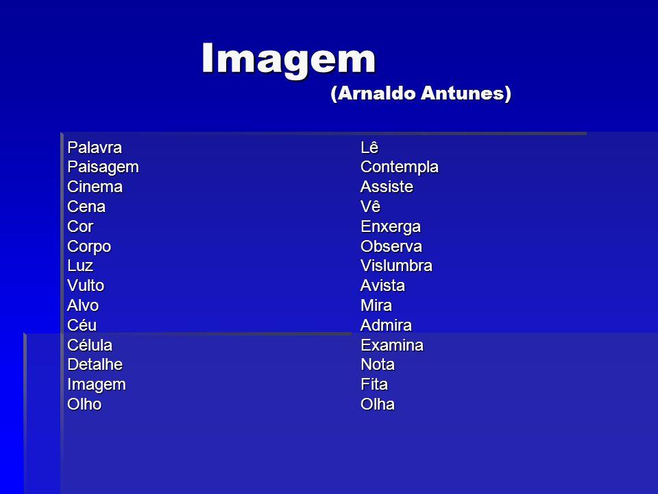 Imagem (Arnaldo Antunes)