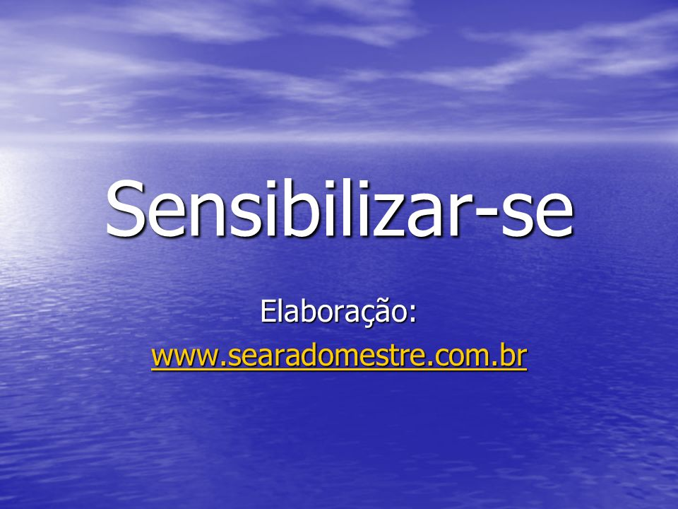 Elaboração: www.searadomestre.com.br
