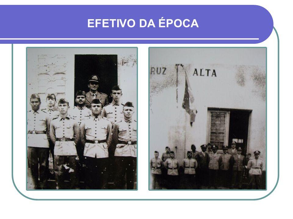 EFETIVO DA ÉPOCA