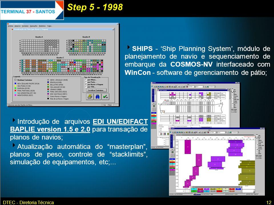 Step 5 - 1998
