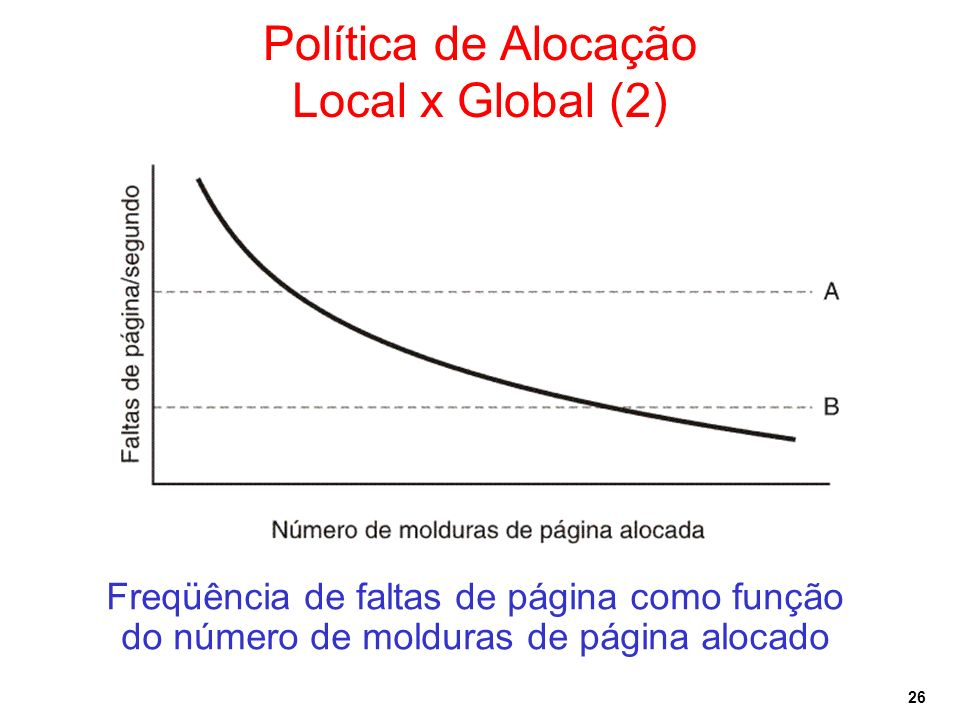 Política de Alocação Local x Global (2)