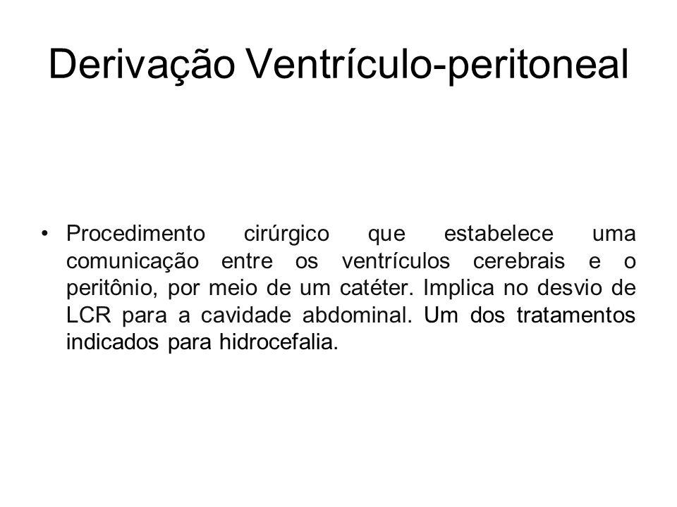 Derivação Ventrículo-peritoneal
