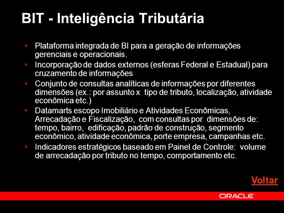 BIT - Inteligência Tributária
