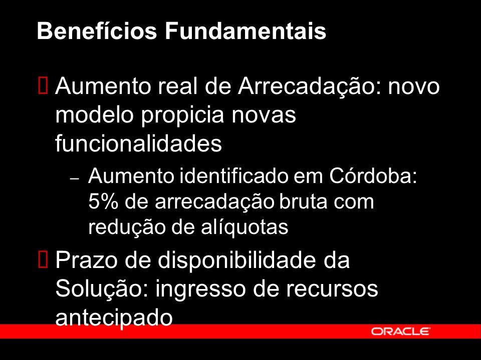 Benefícios Fundamentais