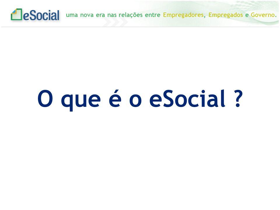 O que é o eSocial 2
