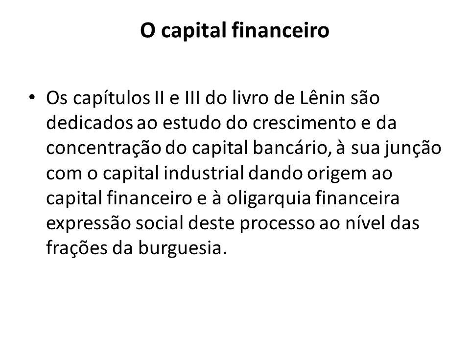 O capital financeiro