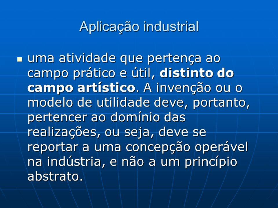 Aplicação industrial