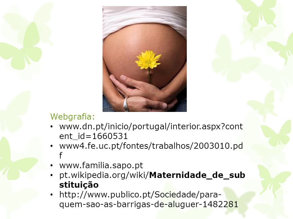 Webgrafia: www.dn.pt/inicio/portugal/interior.aspx content_id=1660531. www4.fe.uc.pt/fontes/trabalhos/2003010.pdf.