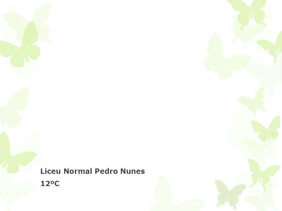 Liceu Normal Pedro Nunes 12ºC