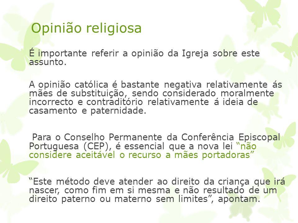 Opinião religiosa