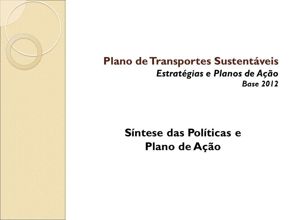 Síntese das Políticas e Plano de Ação
