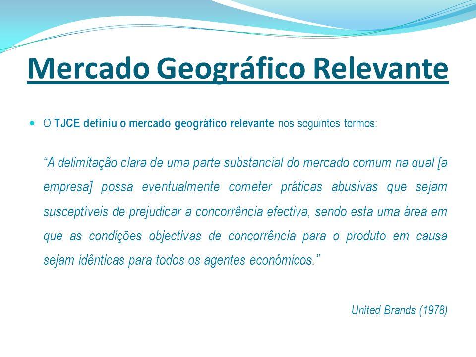 Mercado Geográfico Relevante