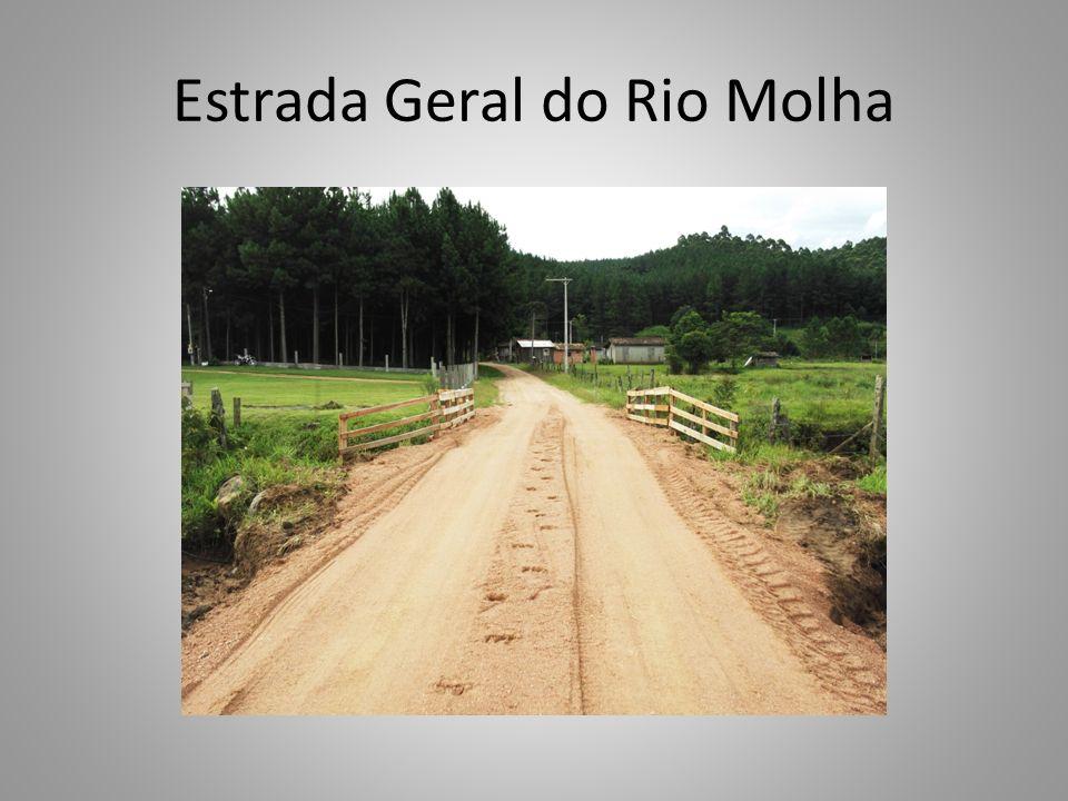 Estrada Geral do Rio Molha