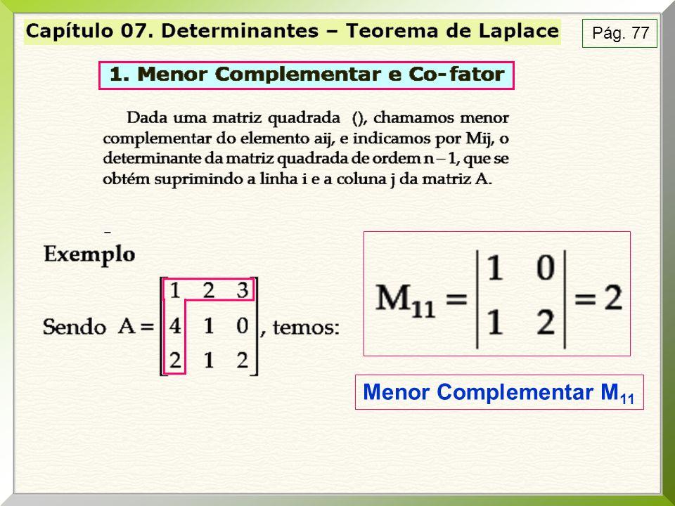 Menor Complementar M11 Curso Sólon AULAS E APOSTILAS :: (44) 3226-5394
