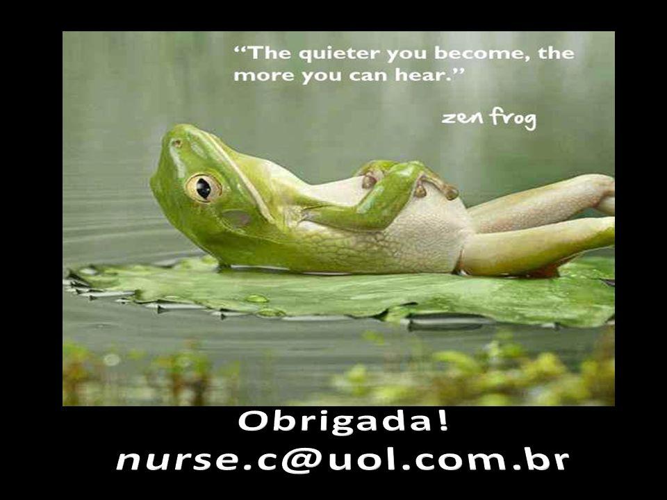 Obrigada! nurse.c@uol.com.br