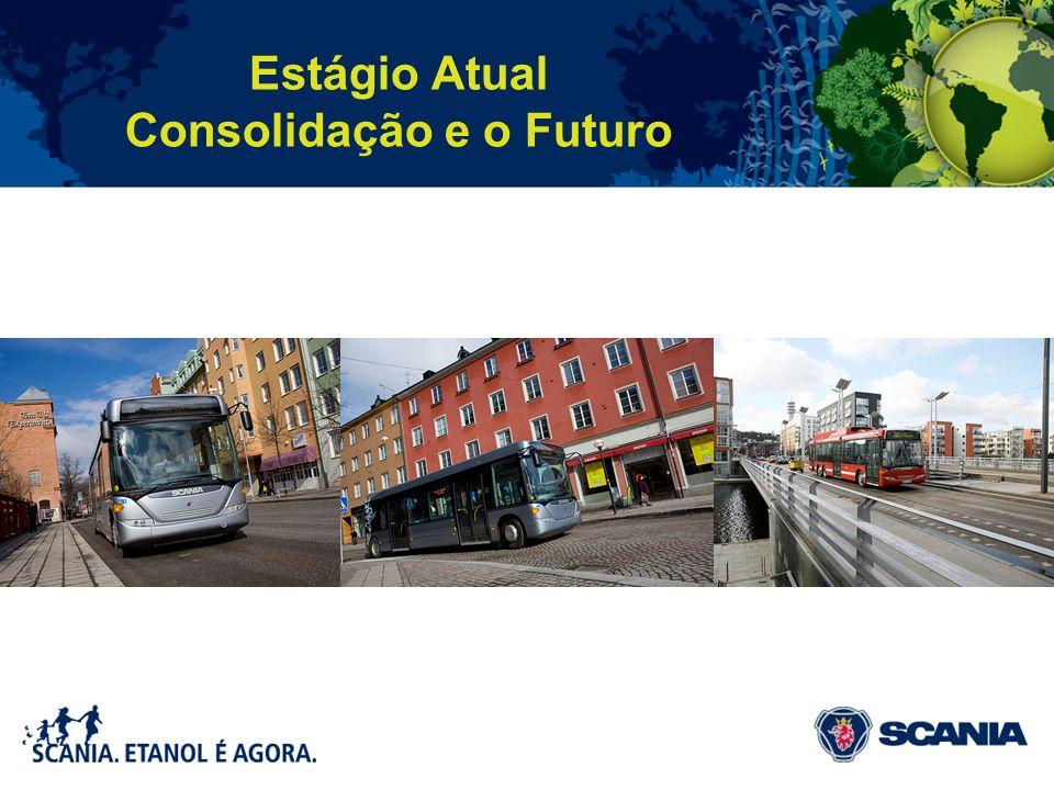 Estágio Atual Consolidação e o Futuro