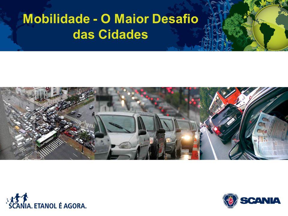 Mobilidade - O Maior Desafio das Cidades