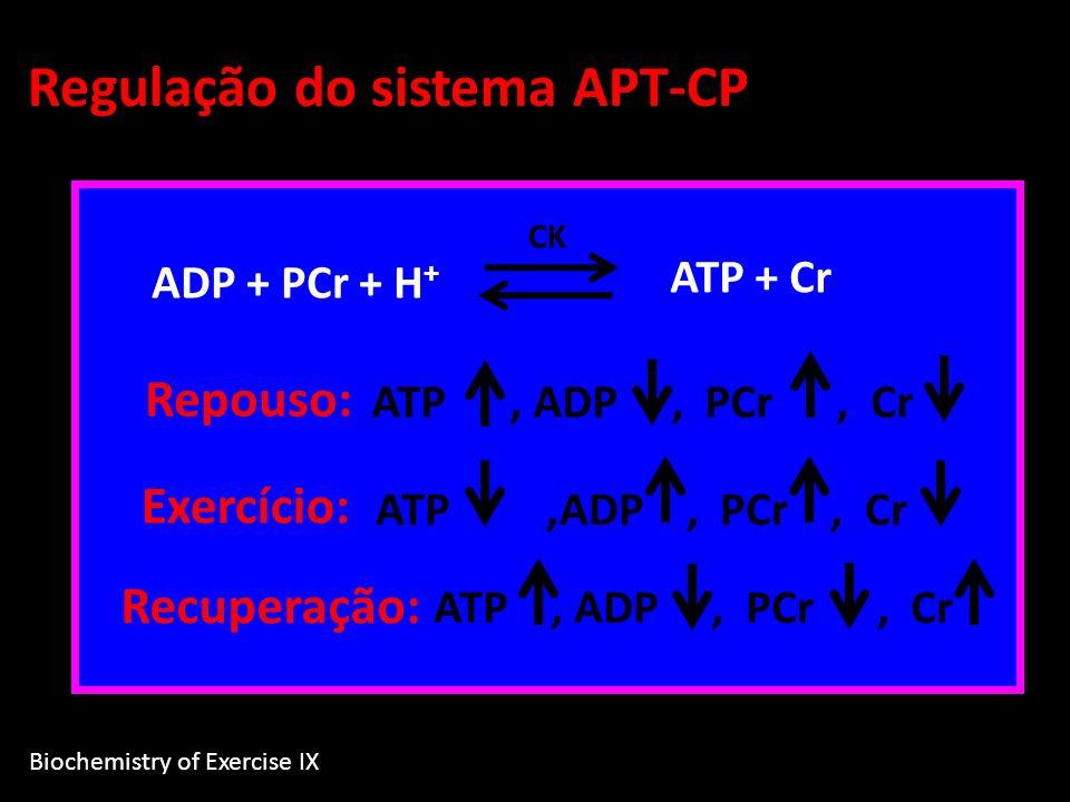 Regulação do sistema APT-CP