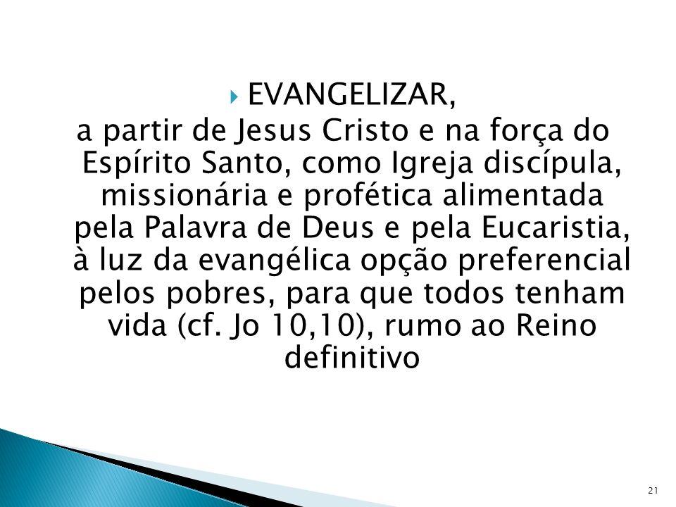 EVANGELIZAR,