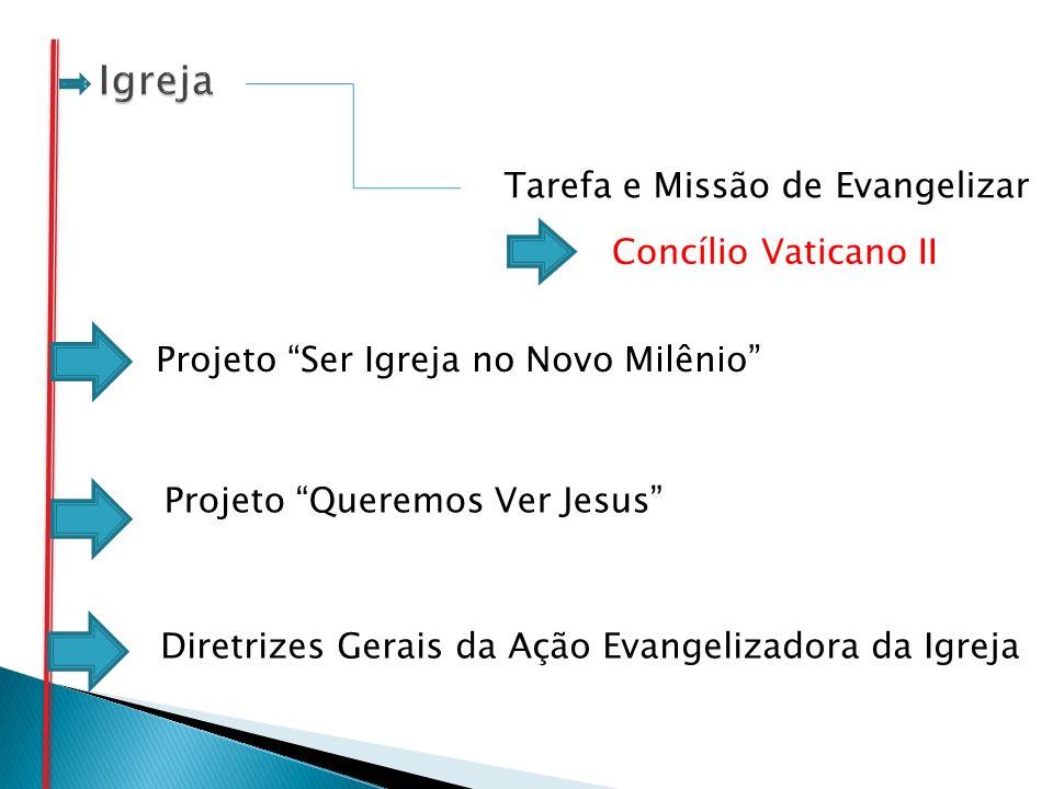 Igreja Tarefa e Missão de Evangelizar Concílio Vaticano II