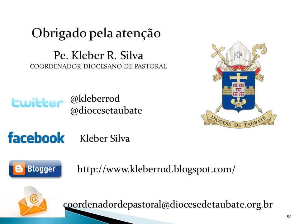 COORDENADOR DIOCESANO DE PASTORAL