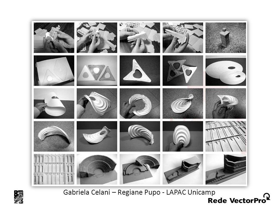 Gabriela Celani – Regiane Pupo - LAPAC Unicamp