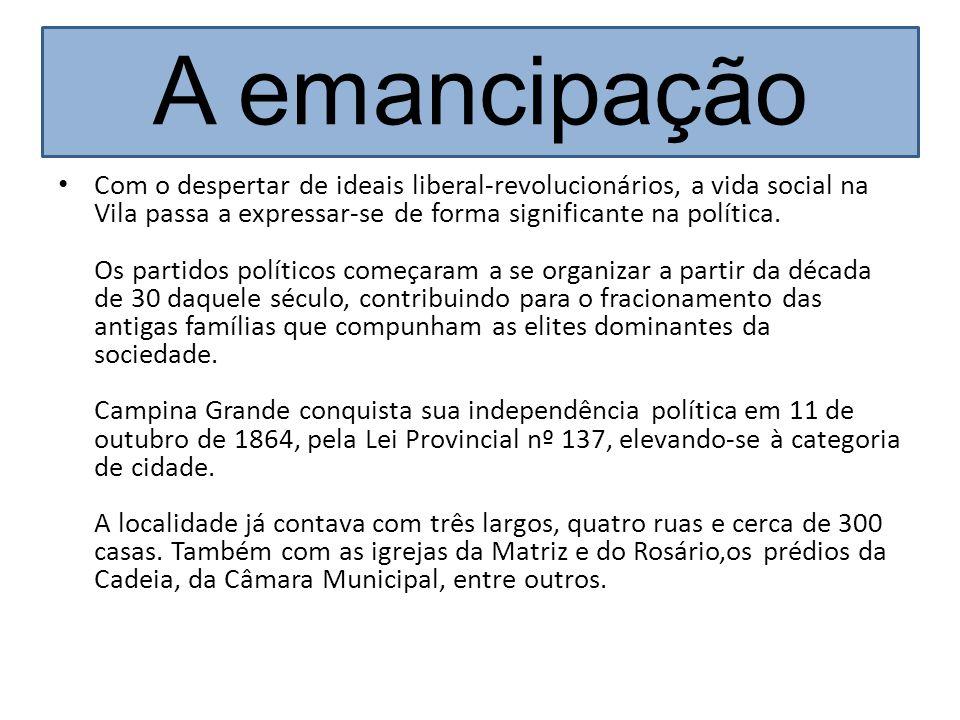 A emancipação