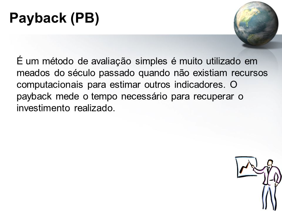Payback (PB)