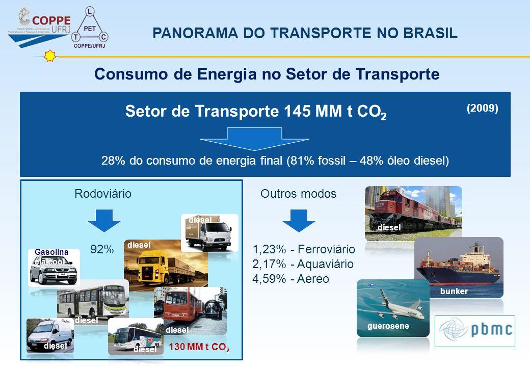 5 Consumo de Energia no Setor de Transporte