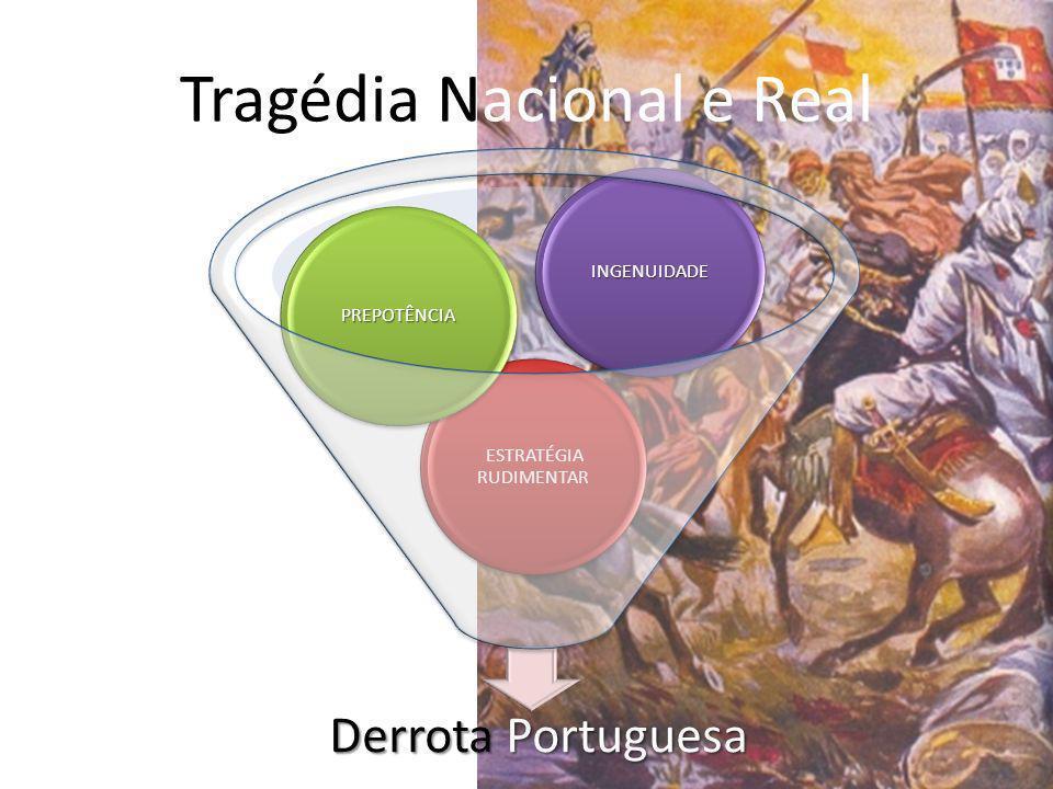 Tragédia Nacional e Real
