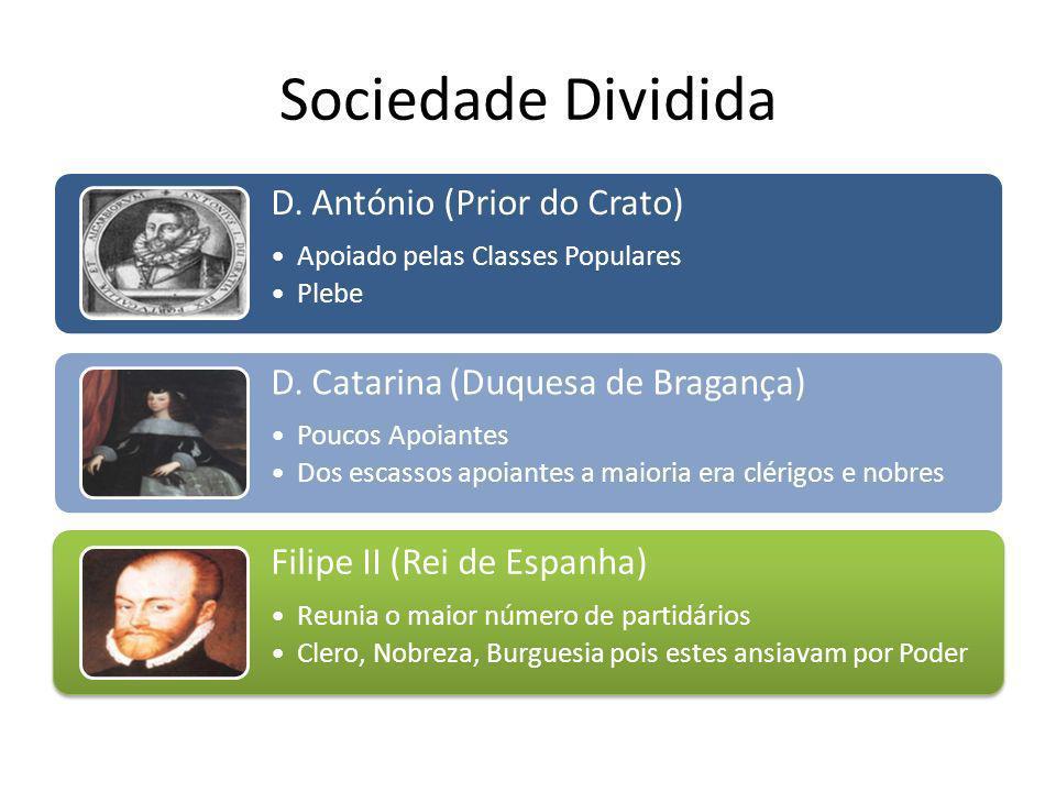 Sociedade Dividida D. António (Prior do Crato)