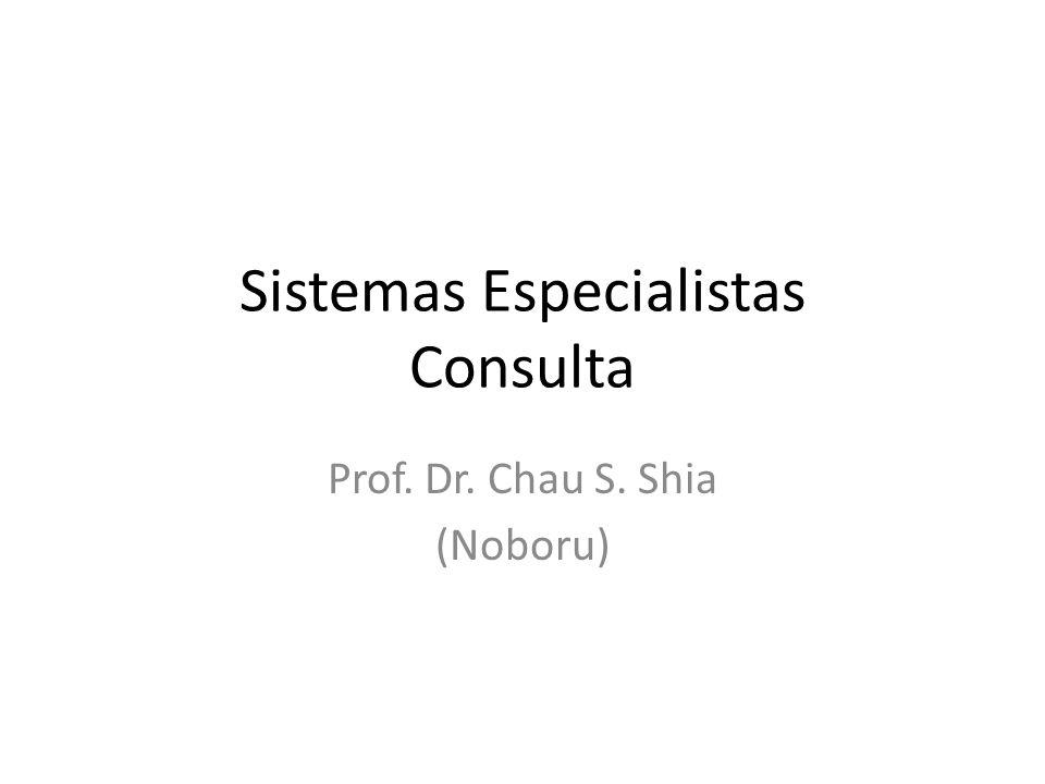 Sistemas Especialistas Consulta