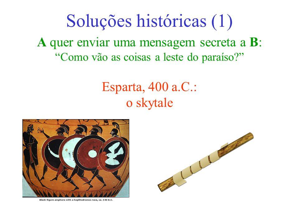 Soluções históricas (1)