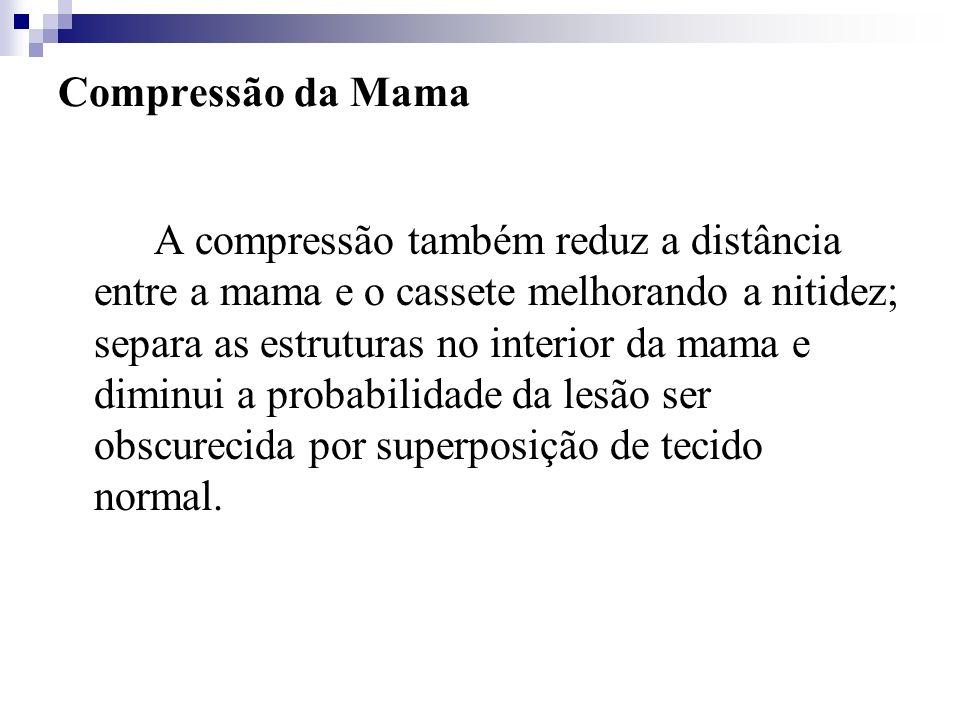 Compressão da Mama